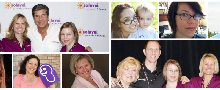 Join our team!  We have Solavei!