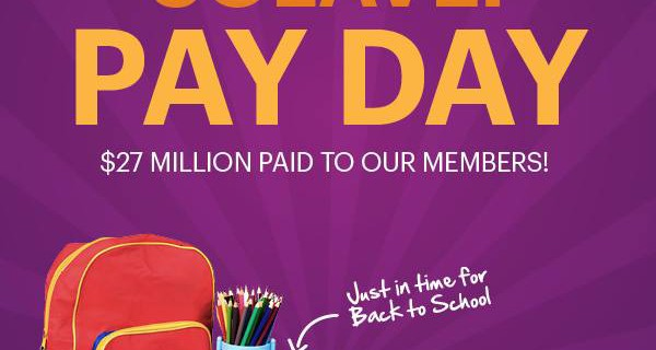 Solavei Pay Day ~ August