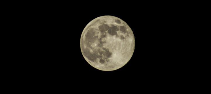 Super Moon 8/10/14